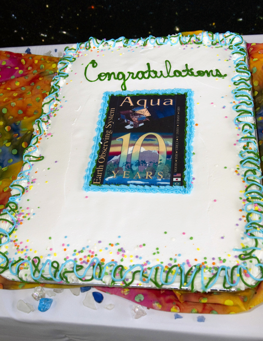 Aqua@10 Celebration